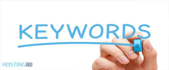 Dirigir el tráfico a su sitio usando Palabras Claves.